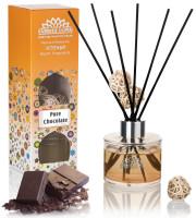 INTENSE Raumduft PURE CHOCOLATE 135ml Reed Diffuser Set von FABRICE LUPIN Schokolade Lufterfrischer