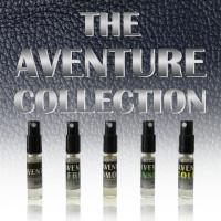 AVENTURE COLLECTION - 5x 3ml Eau de Parfum Duftprobe von allen C35 Versionen