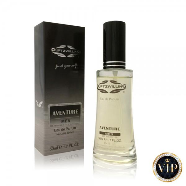 AVENTURE INSPIRIT - Eau de Parfum für HERREN von DuftzwillinG ® | C35i Men VIP