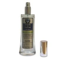 CLEAN & FRESH LEMON Eau de Cologne SPRAY mit ZITRONEnduft 100ml