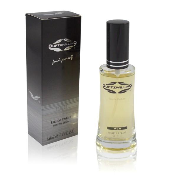 UNDERCOVER MAN – Eau de Parfum für HERREN von DuftzwillinG ® | A3 Men