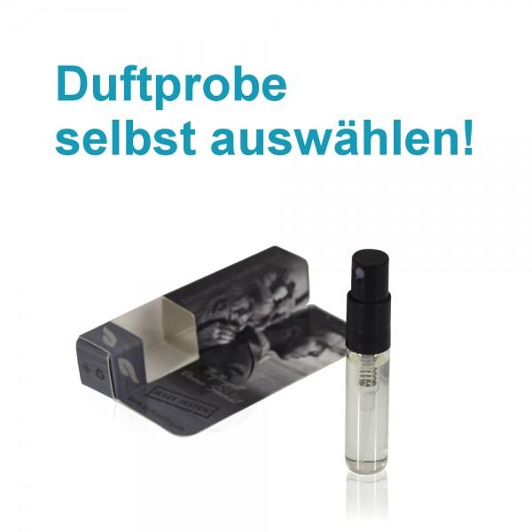 3ml HERREN Duftproben AUSWAHL - Eau de Parfum von DuftzwillinG ®